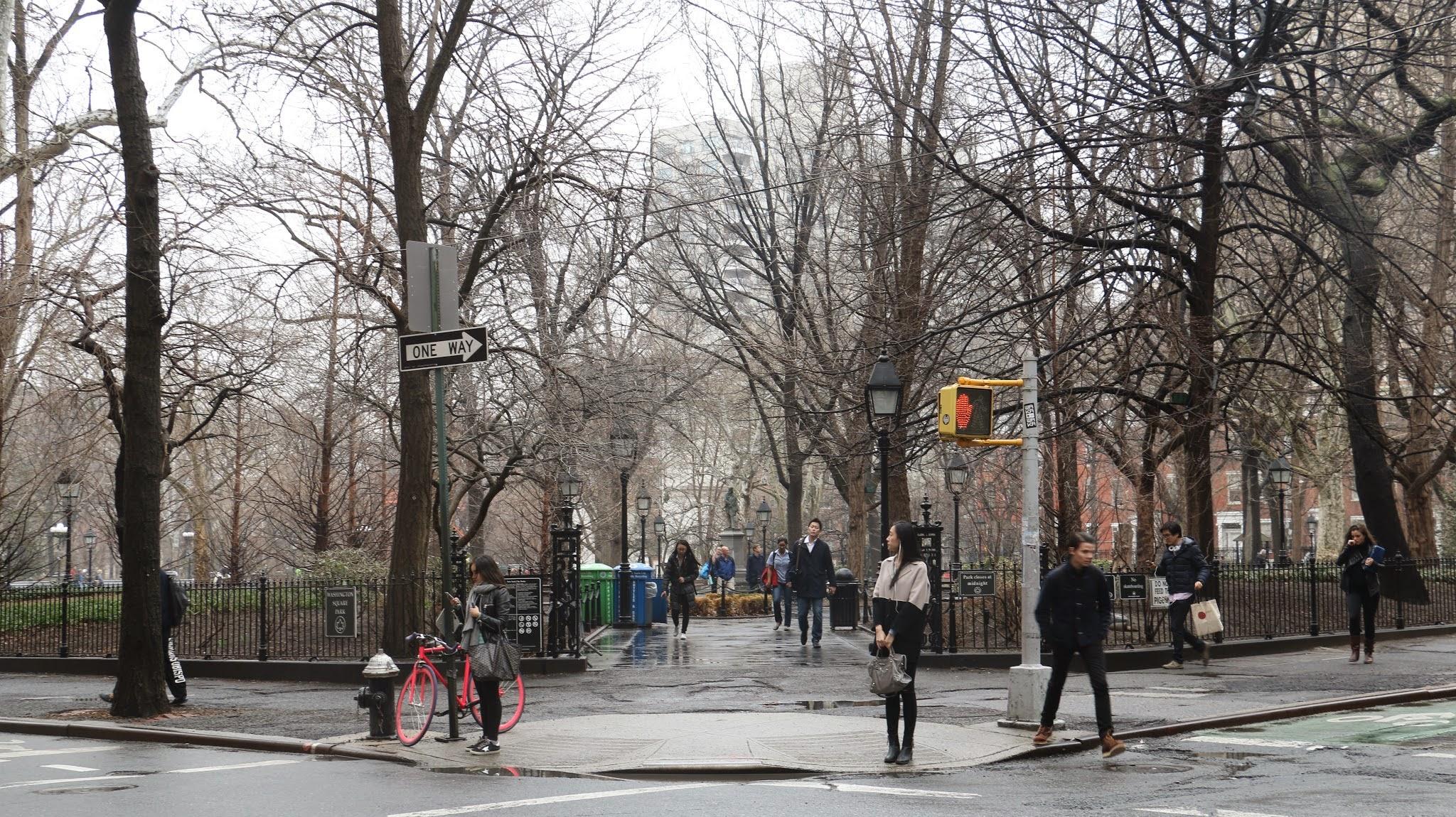 classified closet, new york city, nyu, washington square park