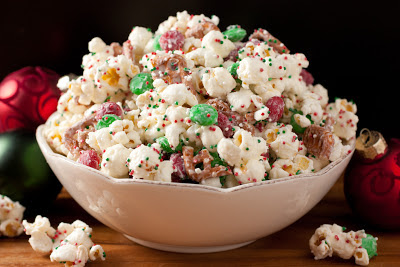 fun ways of making popcorn