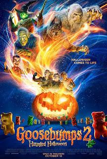 Goosebumps 2: Haunted Halloween (2018) HDcam