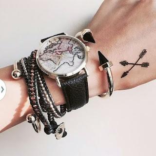 montres cadeau femme pas cher