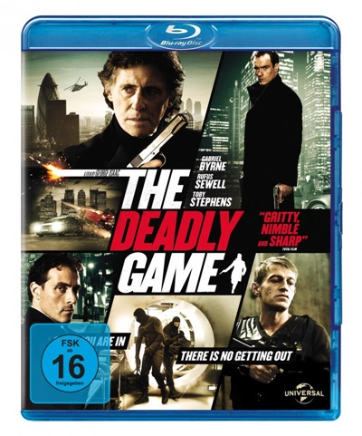 The Deadly Game 1080p HD Latino