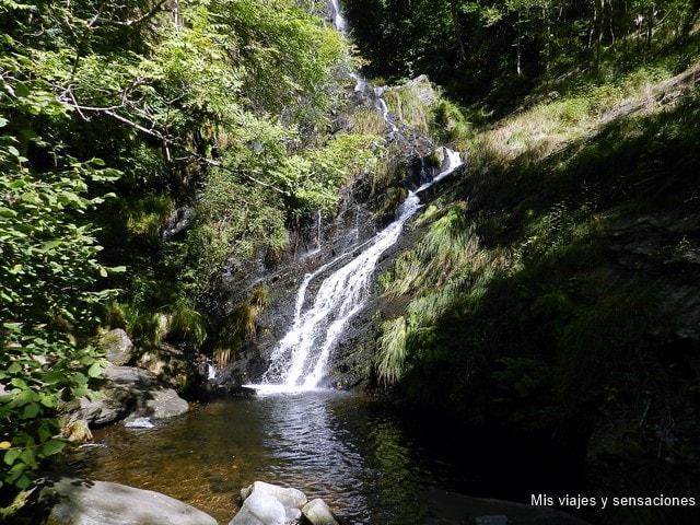 Cascada de la Seimeria, Santa Eulalia de Oscos