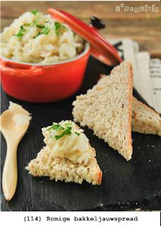 Bakkeljauw is gedroogde gezouten vis, bereid op de traditionele Spaanse manier. Warm geserveerd met een zachte smaakt. Dit op de foto is de klassieke manier.