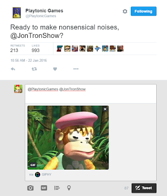 Playtonic Games JonTron voice acting noises Dixie Kong confirmed