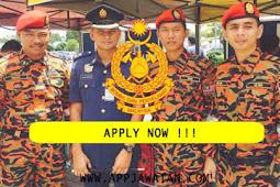 Jawatan Kosong Kerajaan di Jabatan Bomba dan Penyelamat Malaysia (JBPM) - 11 Ogos 2018