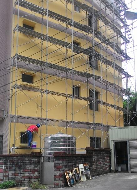 外牆拉皮工程(磁磚,二丁掛,壁磚或抿石子外牆快速翻新工程) ~ 防水工程商店