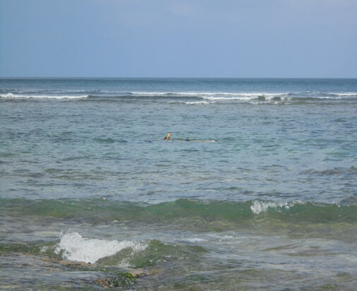 Impossible Beach Uluwatu Bali, Impossible Beach Bali Surf