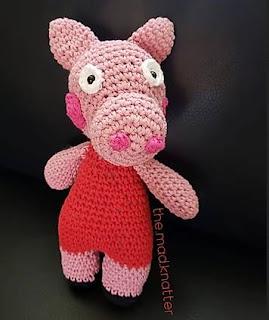 PATRON GRATIS PEPPA PIG AMIGURUMI 39002