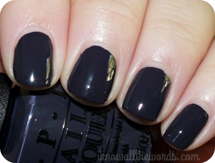 OPI Miss Universe Collection- Miss You-niverse*