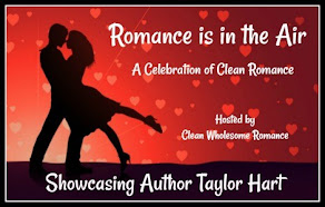 Romance is in the Air featuring Taylor Hart – 6 March