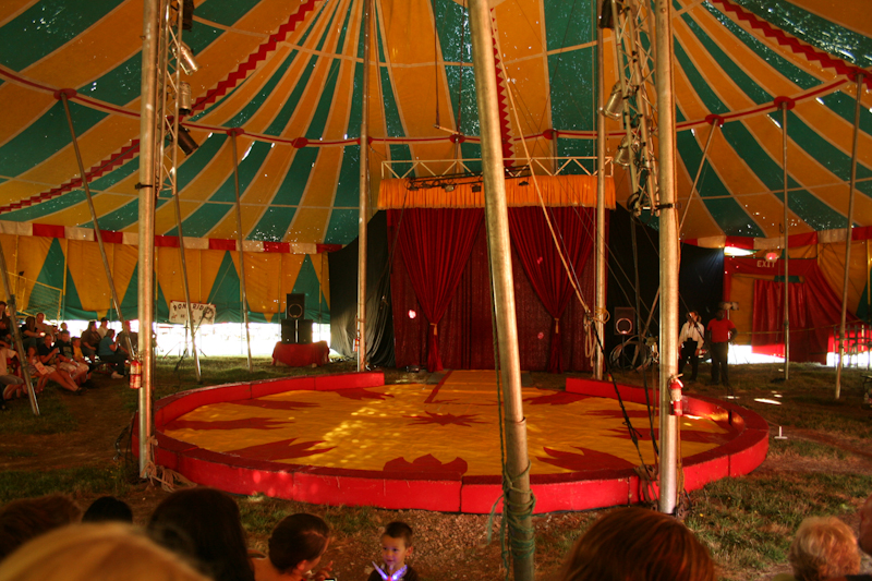 Katrina Henry the circus came to town