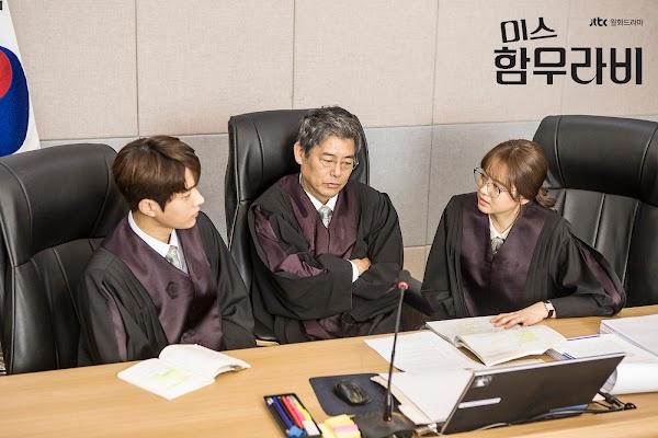 【閱讀】漢摩拉比小姐(미스 함무라비):正義也是有限資源的現實法庭。