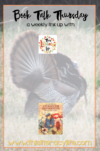 Students will learn important lessons about what they say from the book A Turkey for Thanksgiving!