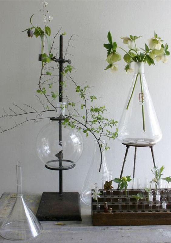 blog deco - fleurs nouvelle tendance