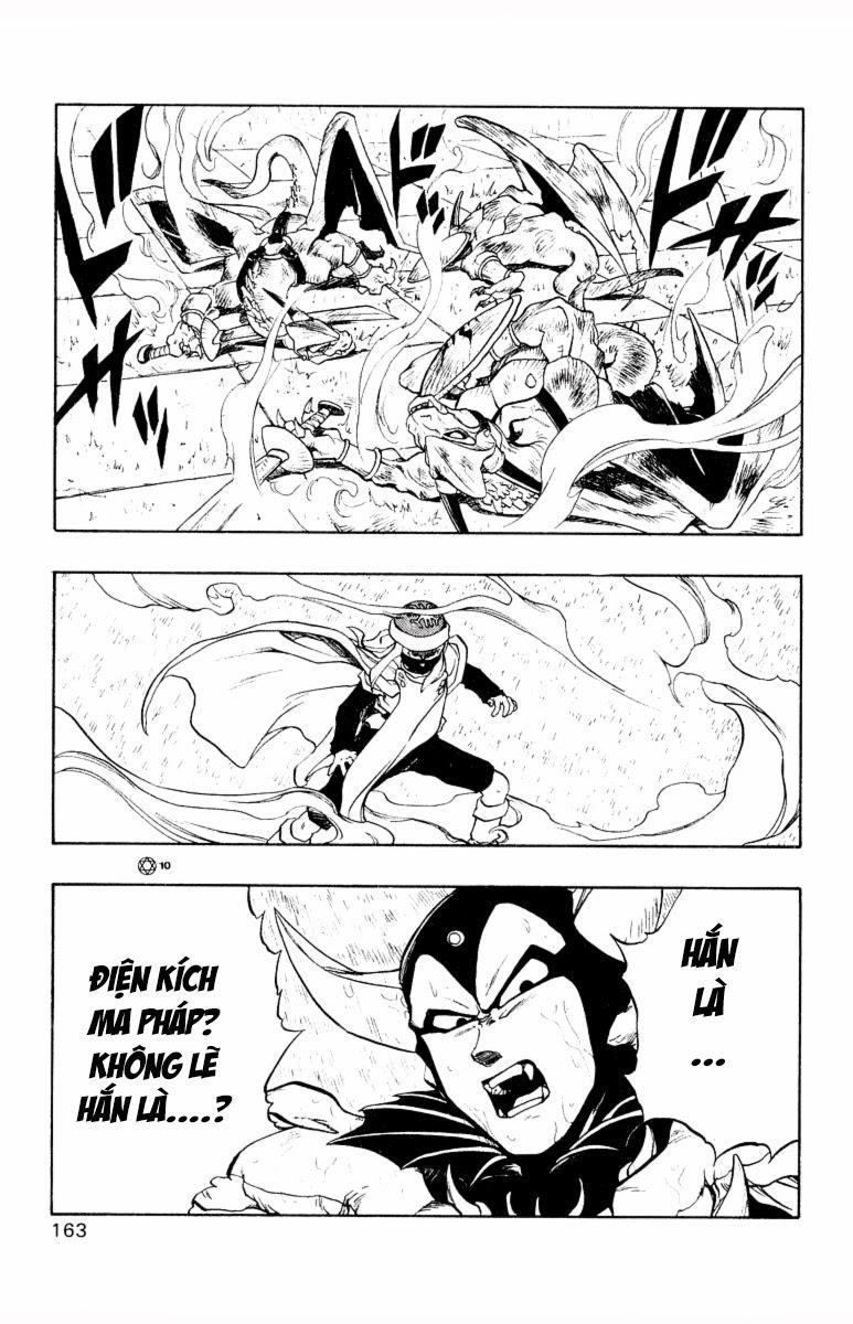 Dragon Quest: Emblem of Roto chap 33 trang 24
