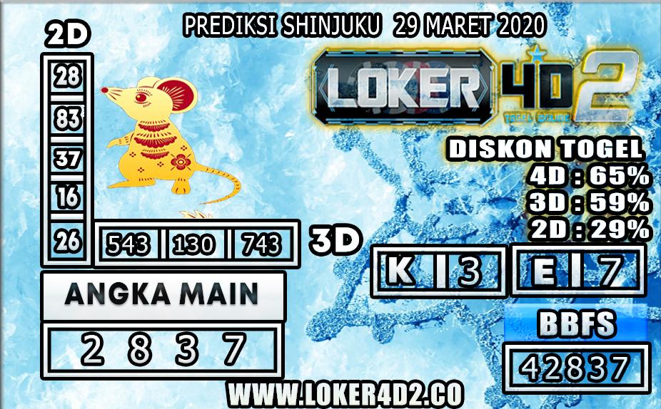 PREDIKSI TOGEL SHINJUKU LUCKY 7 LOKER4D2 29 MARET 2020