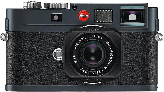 Fotografia della Leica M-E Type 220