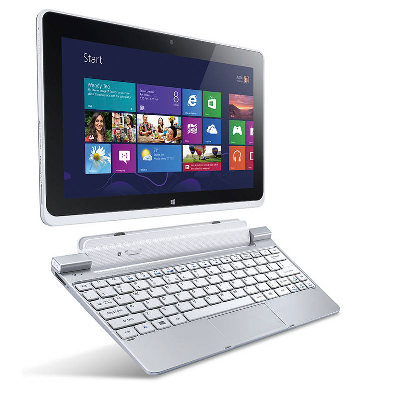 review acer iconia w510 windows 8 tablet. Black Bedroom Furniture Sets. Home Design Ideas