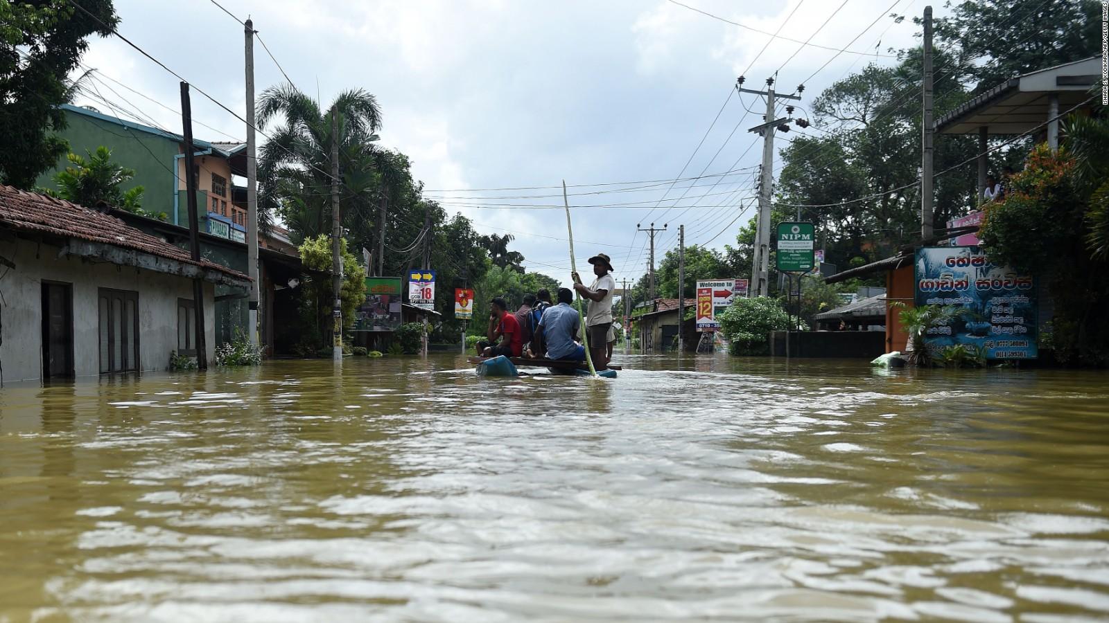 Thailand Natural Disaster