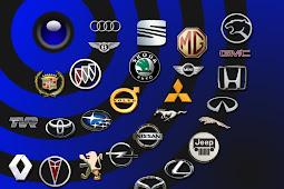 50+ Automotive Logo Gif