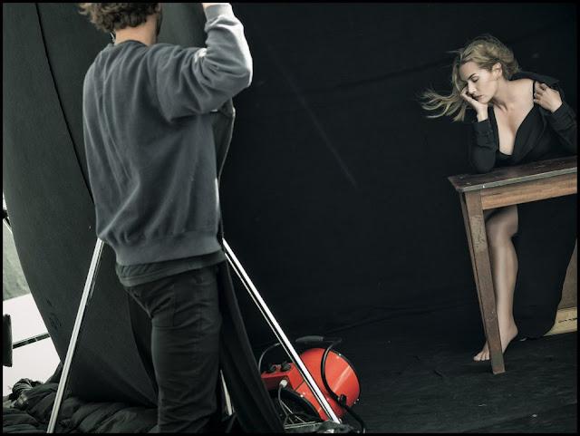 Green Pear Diaries, fotografía, Calendario Pirelli, Peter Lindbergh, Kate Winslet