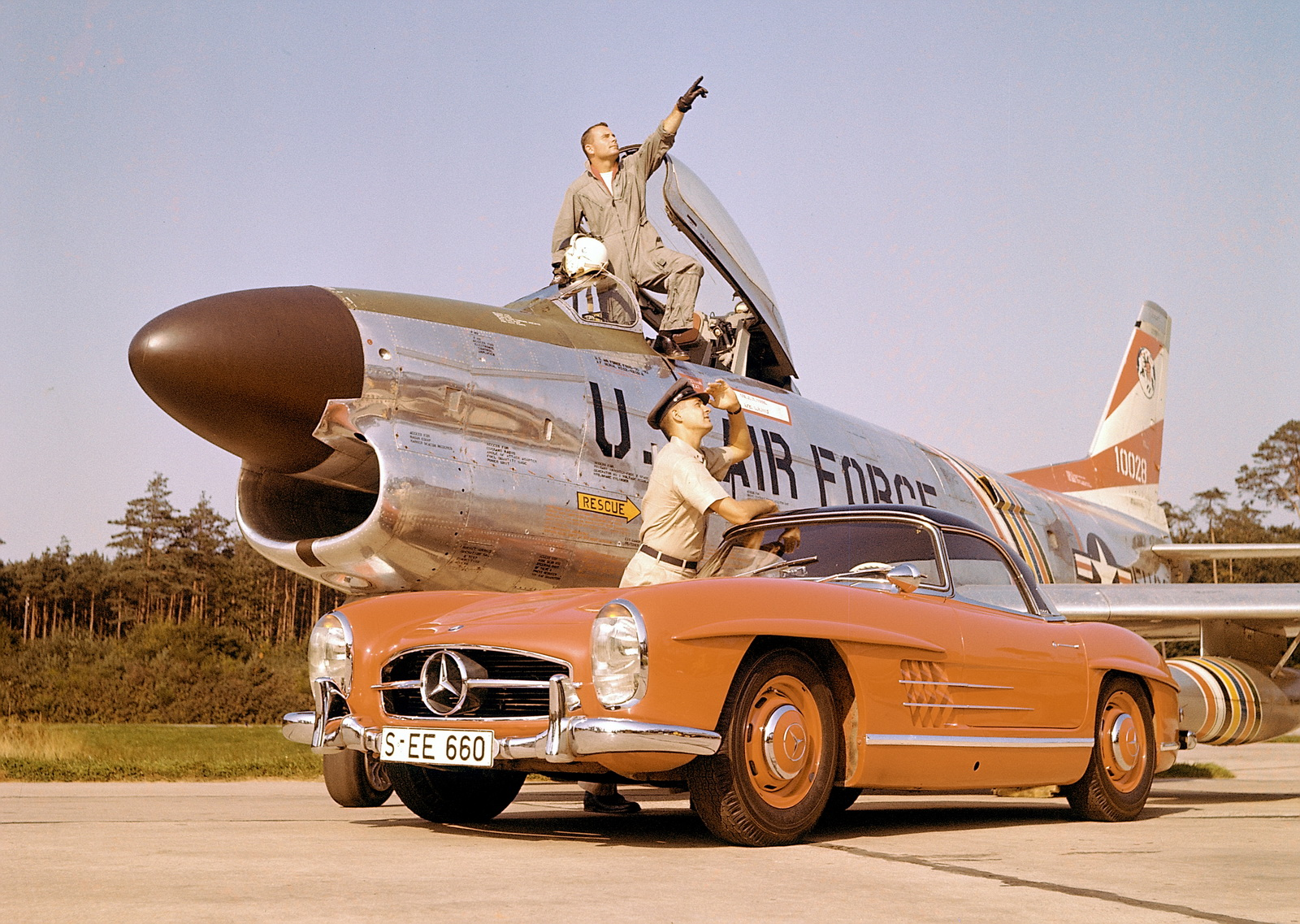 Những dòng xế sang huyền thoại của Mercedes sẽ xuất hiện trong sự kiện này