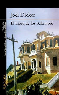 """""""El libro de los Baltimore"""" de Jöel Dicker"""