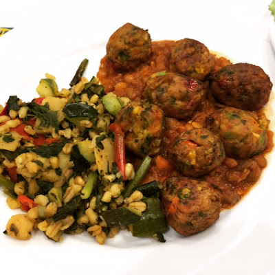 Vegan crunk vegan meatballs at ikea for Ikea vegetable balls