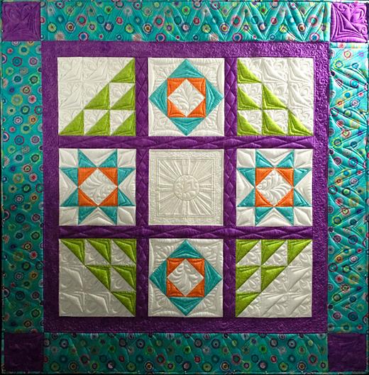 Skill Builder Sampler Quilt Free Pattern