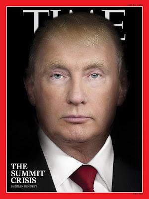 Теперь у Путина есть то, чего он хотел: человек в Белом доме, который понимает его — The Washington Post
