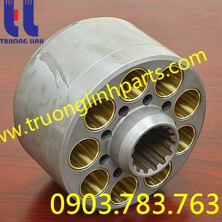 Phụ kiện ruột bơm K3V112 cho xe đào S170/ S200/ S220/ SK07-2, SK200-1, SK200-3, R2000