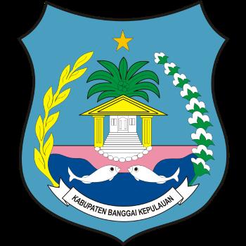 Logo Kabupaten Banggai Kepulauan PNG