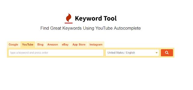 Keyword tool io Review