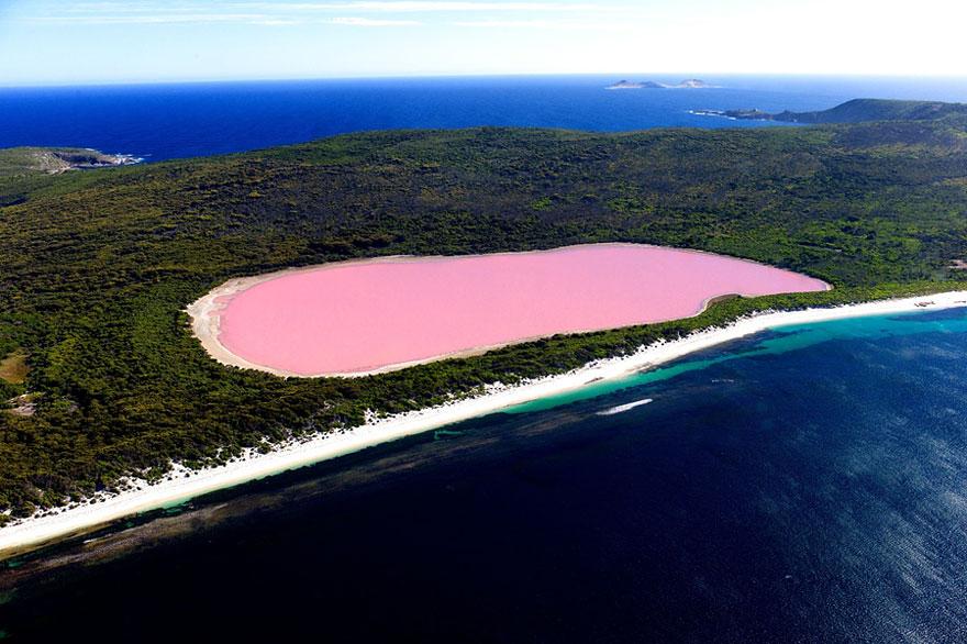 Australia, Lake Hillier