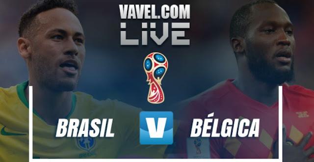 Assistir Jogo BRASIL X BÉLGICA AO VIVO pela Copa da Rússia