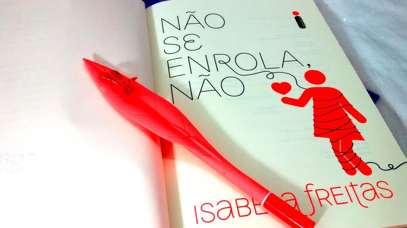 Perdida Na Biblioteca Não Se Enrola Não De Isabela Freitas