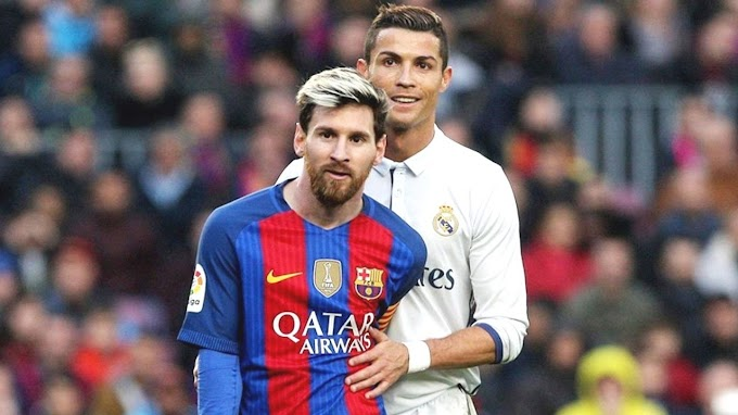 'The rivalry with Cristiano Ronaldo in Spain was very healthy and good for the fans' - Lionel Messi