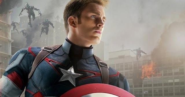 Chris Evans habla de seguir como Capitán América