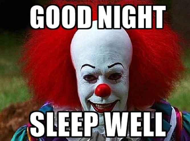 sleep well memes