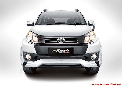 Review dan Spesifikasi Lengkap Toyota Rush SUV Terbaik