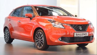 Spesifikasi dan Harga Suzuki Baleno Hatchback 2017