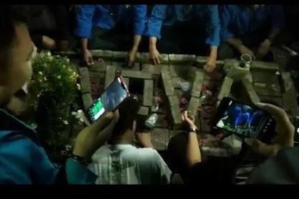 Beuklam Mahasiswa Ka Ji Samadiyah Keu Plt Gubernur Aceh, Nova Iriansyah