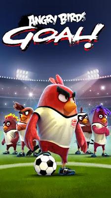 angry birds goal mod apk indir