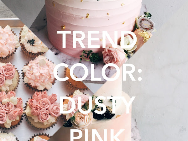 Trend Colors: Dusty Pink