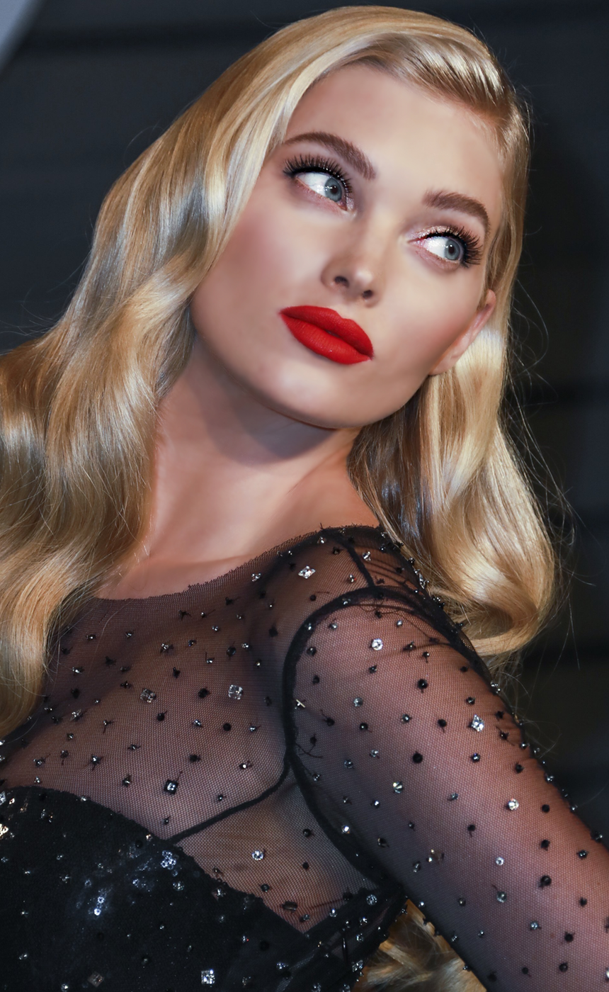 Elsa Hosk 2018 Vanity Fair Oscar Party