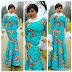Lovely Ankara Gown Style for Ladies