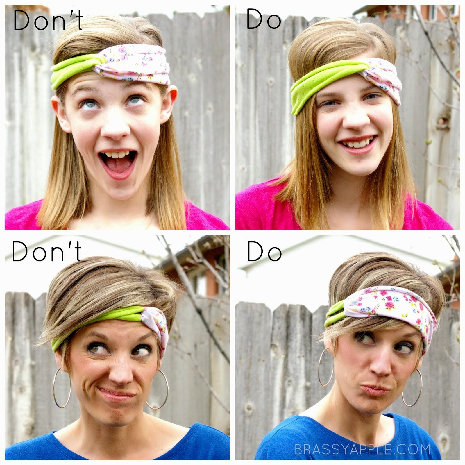 How to wear a Turban Headband + giveaway! 79c2888f6fb