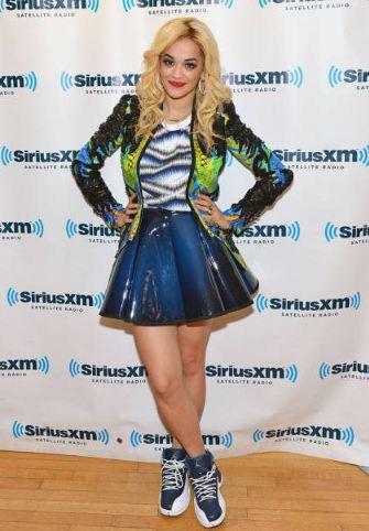 b6f2d28df09 Celeb Sneaker Game: Rita Ora Rocking Air Jordan 12