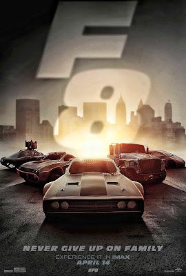 ตัวอย่างหนังใหม่ - Fast & Furious 8 (เร็ว แรงทะลุนรก 8) ซับไทย poster 4