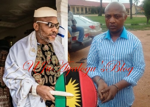 I Financed BIAFRA Agitation - Evans Opens Up Again, Reveals Nnamdi Kanu's IPOB, Radio Got Millions As Aid From Him